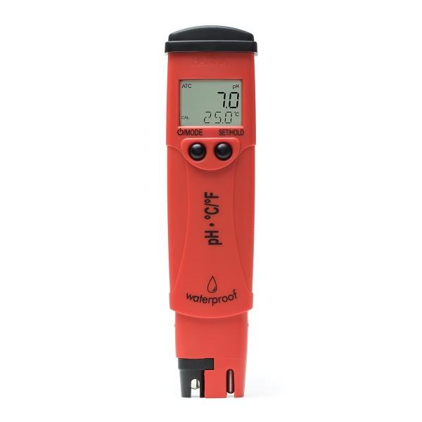 pHep5 pH/Temperature Tester - HI98128