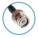 BNC连接器用于葡萄酒实验室电极
