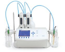 Automatic Potentiometric (pH/mV/ISE) Titration System - HI902C