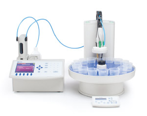 Automatic Potentiometric Titration System Autosampler