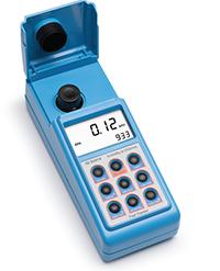 HI93414 Turbidity and Chlorine Portable Meter