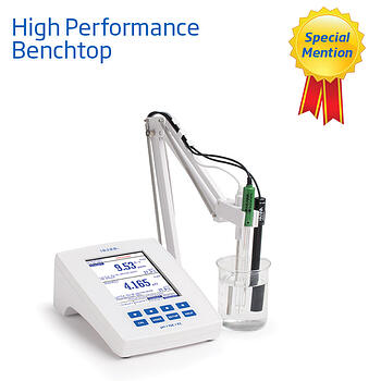 High Performance Benchtop Meter