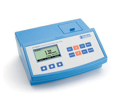 Benchtop COD and Multiparameter Photometer for Water Analysis - HI83099