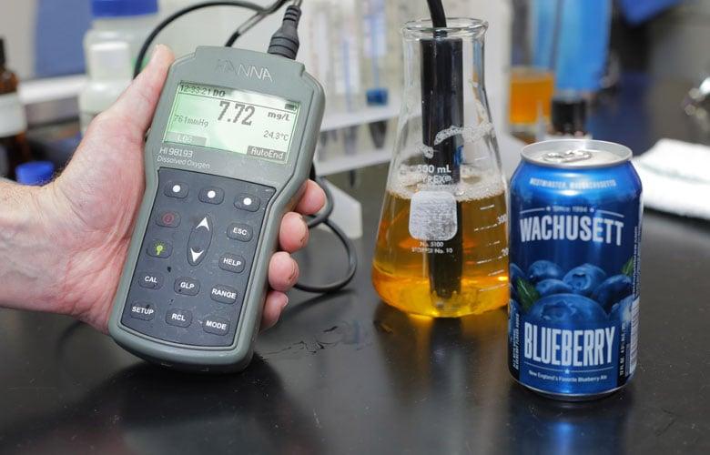 Wachusett-Beer-Dissolved_Oxygen-DO-HI98193