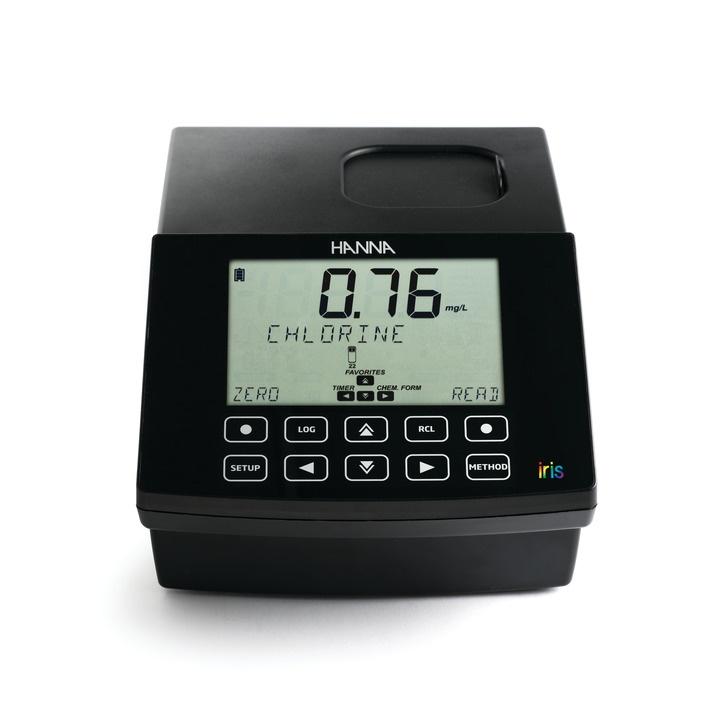 HI801_iris_Spectrophotometer