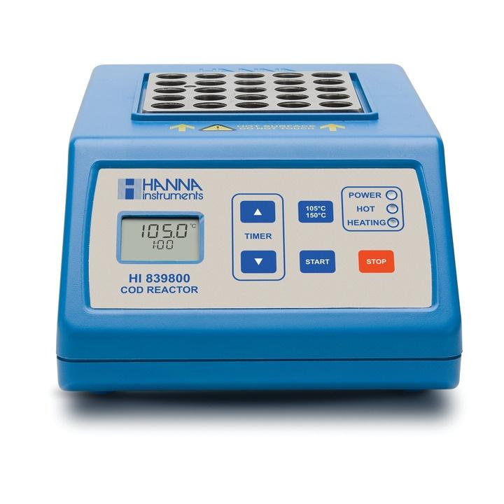 HI839800-01 COD Test Tube Heater