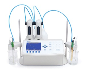 HI902 Automatic potentiometric titrator