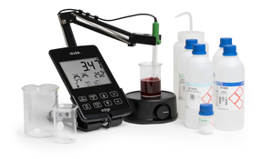 edge 2020W pH meter wine kit