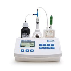 Mini Titrator for Measuring Sulfur Dioxide in Wine