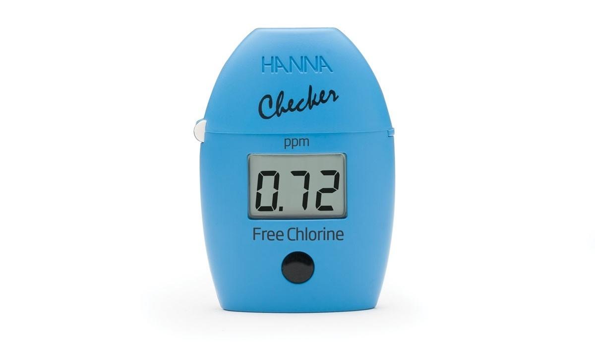 FreeChlorineChecker®HC -  HI701