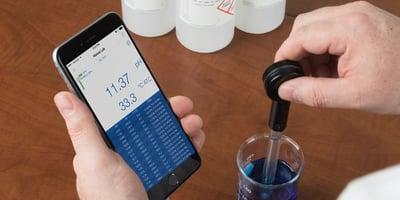 HALO Wireless pH meter